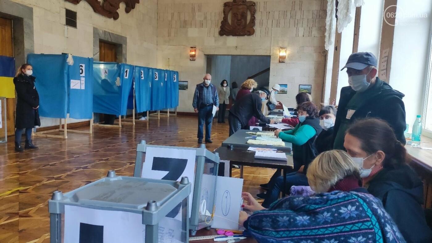 Мариуполь. Местные выборы – 2020 он-лайн, фото-7