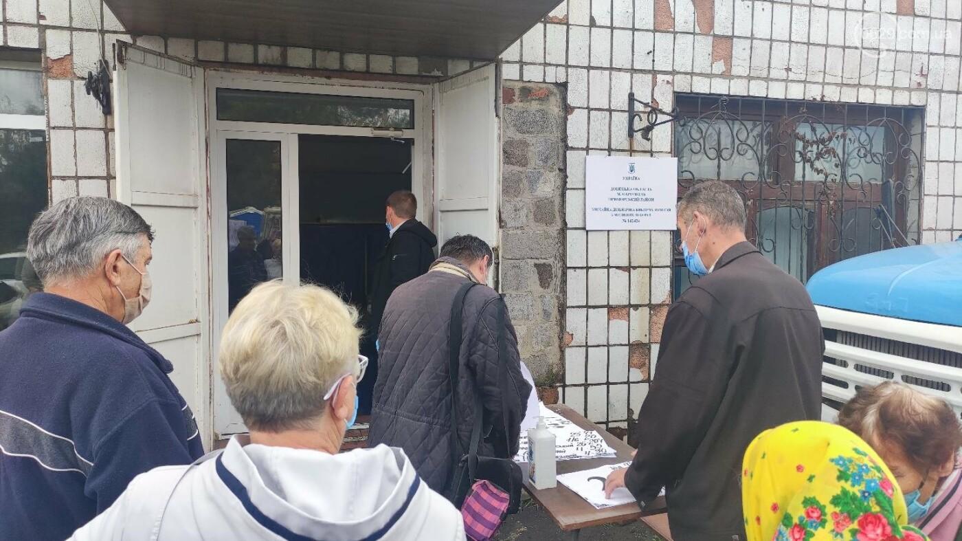 Мариуполь. Местные выборы – 2020 он-лайн, фото-11