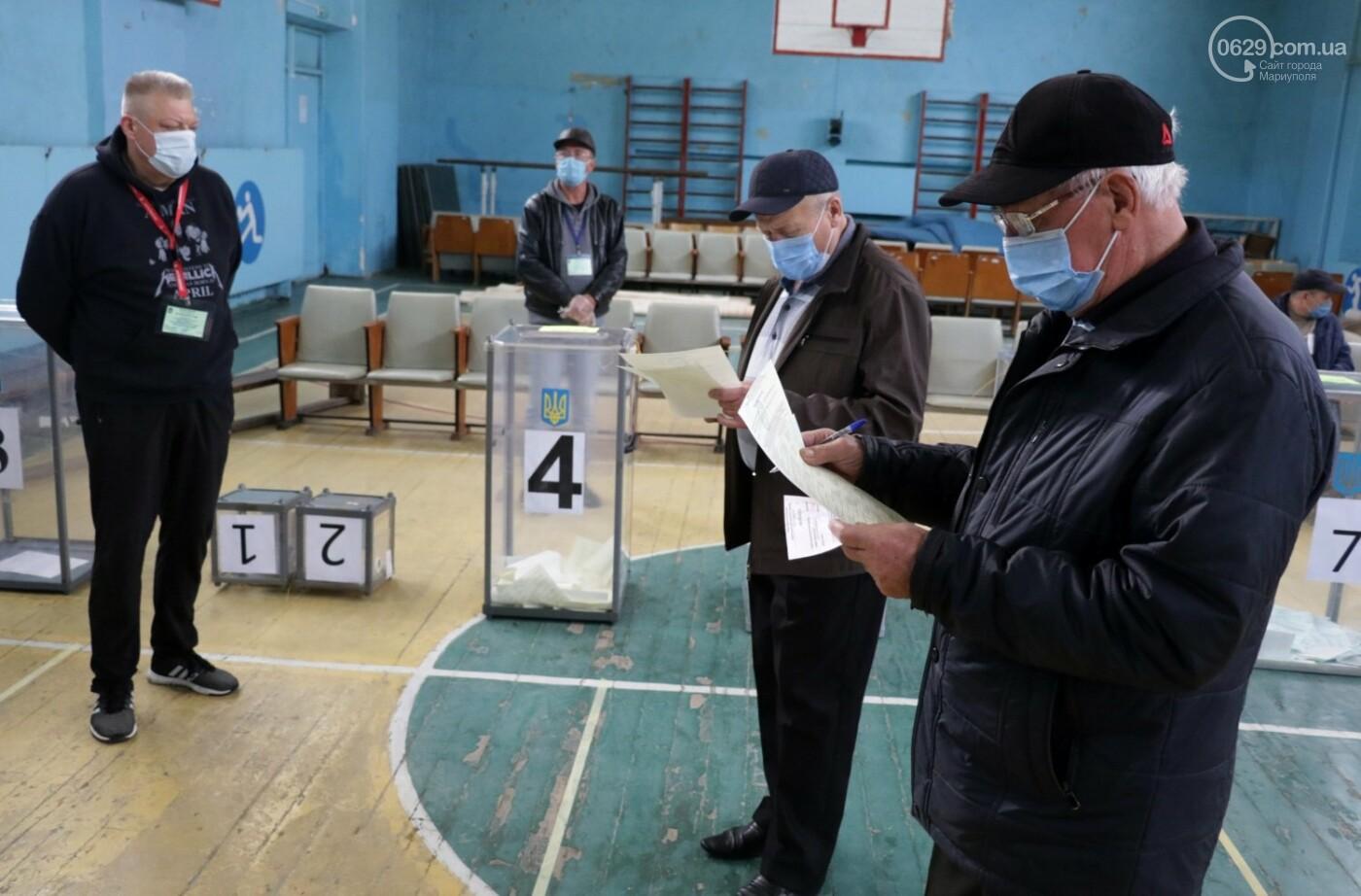 Как проходят выборы в Мариуполе – в 32-х фотографиях, - ФОТОРЕПОРТАЖ, фото-1