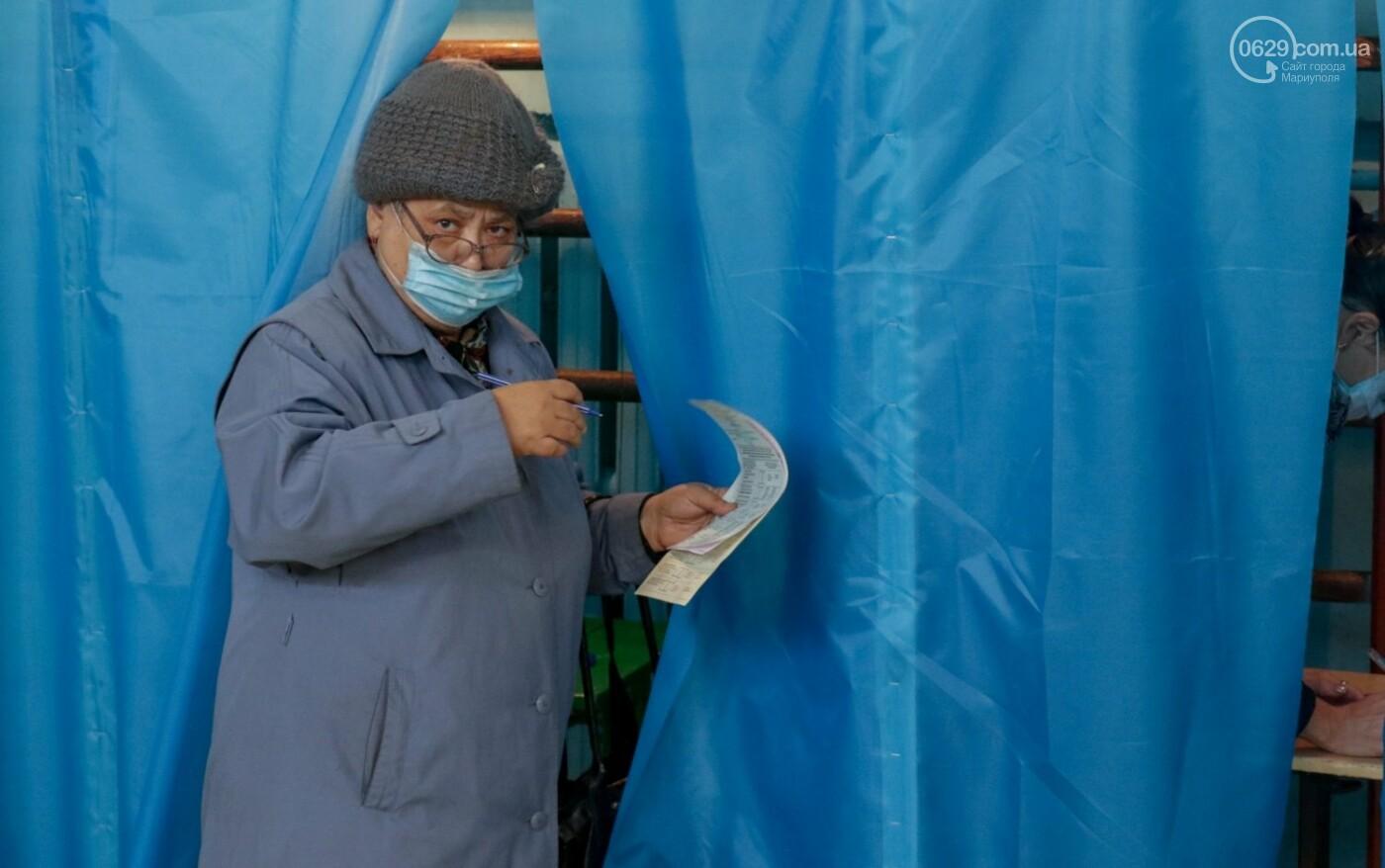 Как проходят выборы в Мариуполе – в 32-х фотографиях, - ФОТОРЕПОРТАЖ, фото-2