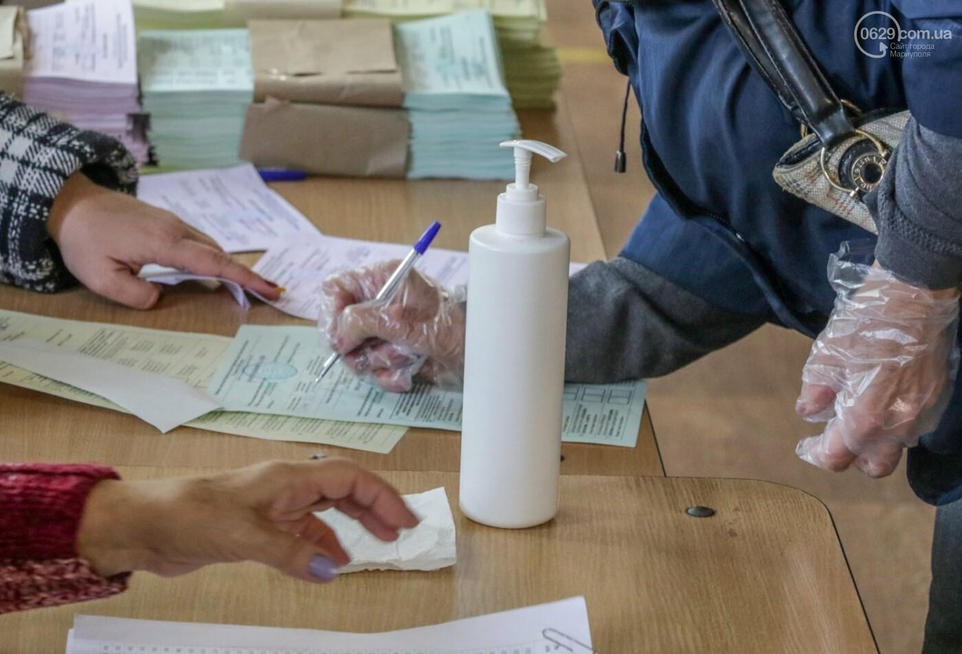 Как проходят выборы в Мариуполе – в 32-х фотографиях, - ФОТОРЕПОРТАЖ, фото-20