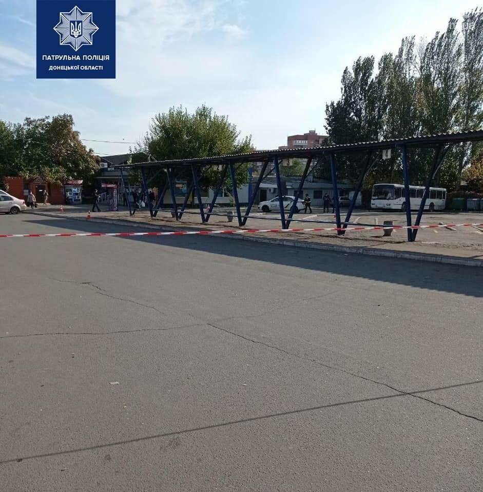 В Мариуполе оцепили  АС-2. Ждут взрывотехников,  - ФОТО, фото-1