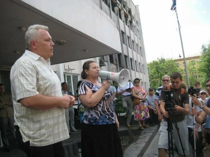"""""""Они разрушают нас изнутри"""". Генерал Аброськин прокомментировал результаты выборов в Мариуполе, фото-1"""