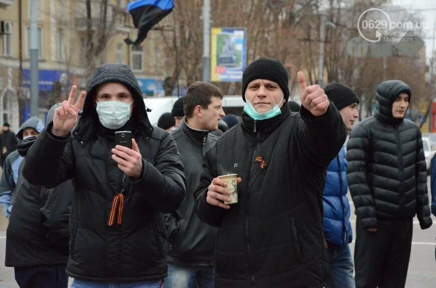 """""""Они разрушают нас изнутри"""". Генерал Аброськин прокомментировал результаты выборов в Мариуполе, фото-4"""