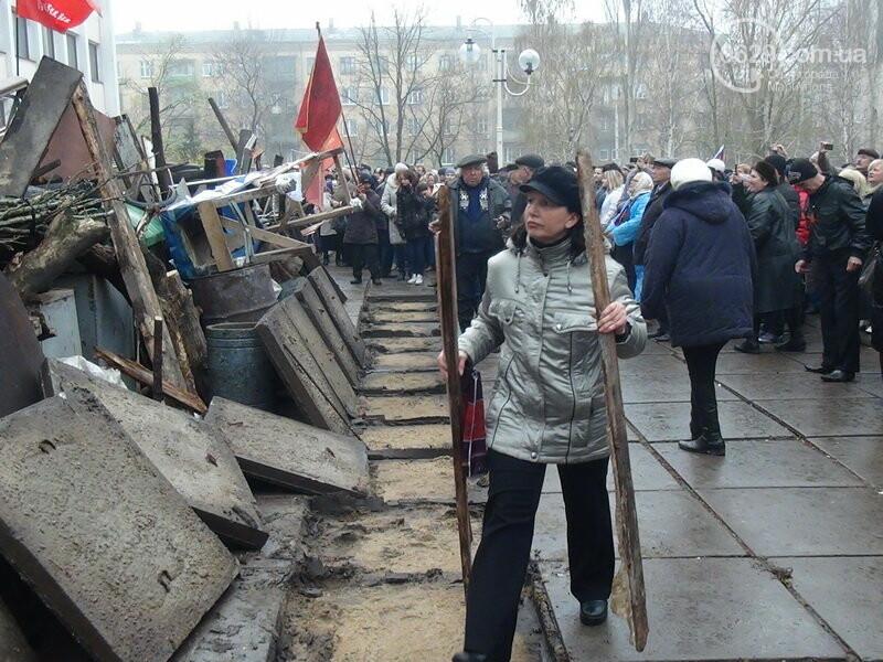 """""""Они разрушают нас изнутри"""". Генерал Аброськин прокомментировал результаты выборов в Мариуполе, фото-2"""