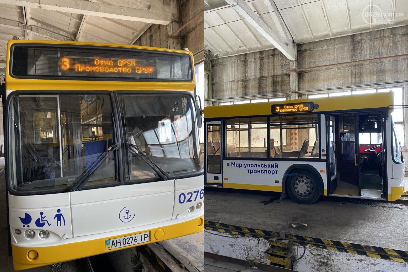 В Мариуполе запустили обновленную систему автоинформирования пассажиров в автобусах, фото-3
