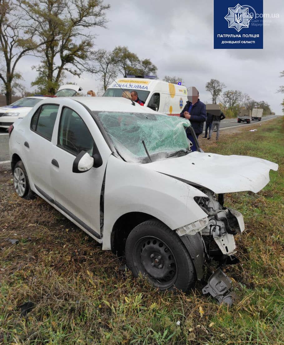 Автомобили вдребезги. В аварии на трассе под Мариуполем погибли два водителя, - ФОТО 18+, фото-3