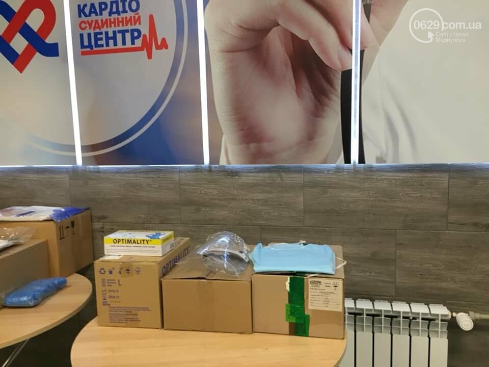 Бахилы на голове вместо шапочек? Обеспечены ли мариупольские больницы средствами индивидуальной защиты, - ФОТО, ВИДЕО, фото-2