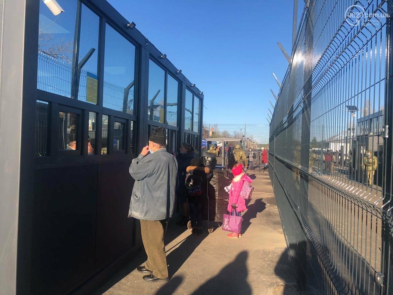 Оккупационные власти заблокировали проход людей на КПВВ в Донецкой области, - ФОТО, фото-2