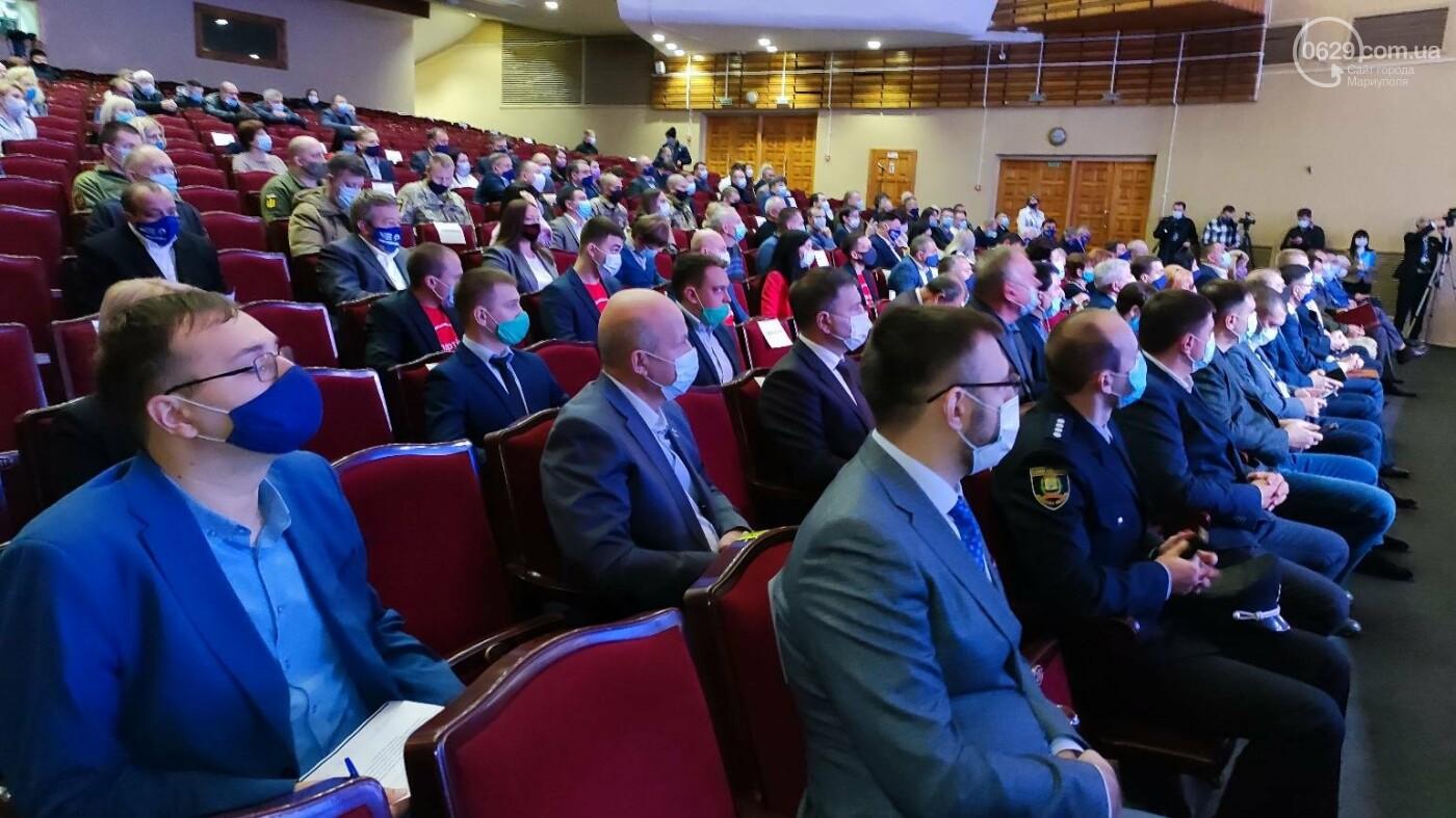 В Мариуполе стартовала первая сессия 8 созыва, - ФОТО, фото-8