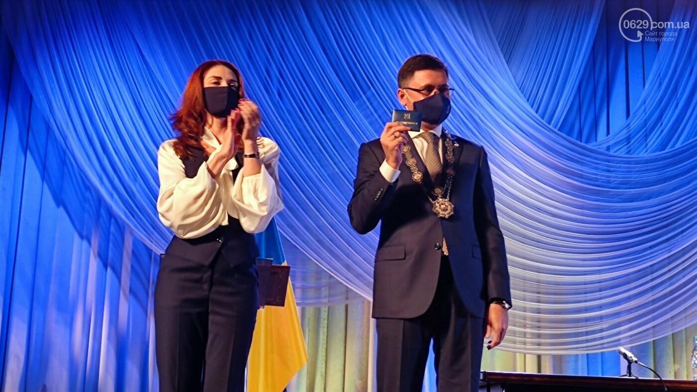 В Мариуполе стартовала первая сессия 8 созыва, - ФОТО, фото-6