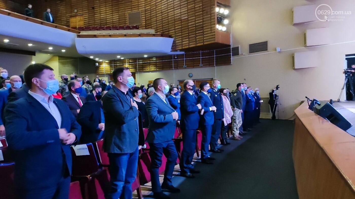 В Мариуполе стартовала первая сессия 8 созыва, - ФОТО, фото-9