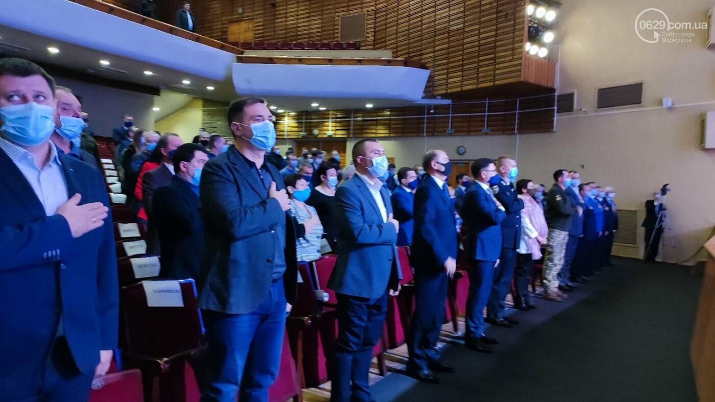 В Мариуполе стартовала первая сессия 8 созыва, - ФОТО, фото-10