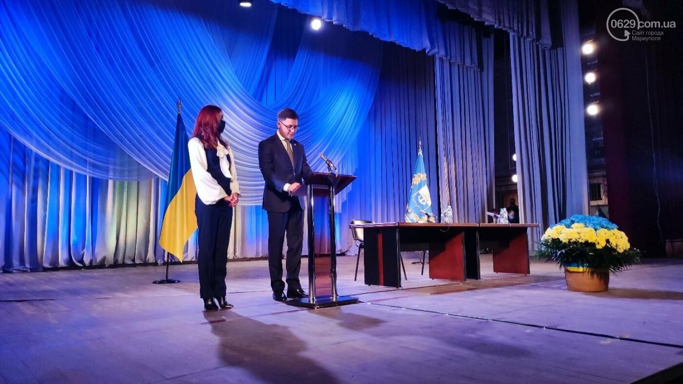 В Мариуполе стартовала первая сессия 8 созыва, - ФОТО, фото-1