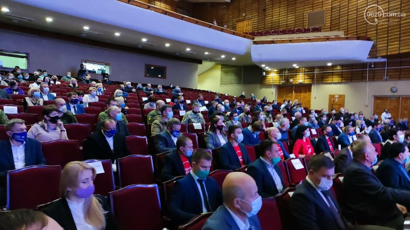 В Мариуполе стартовала первая сессия 8 созыва, - ФОТО, фото-11
