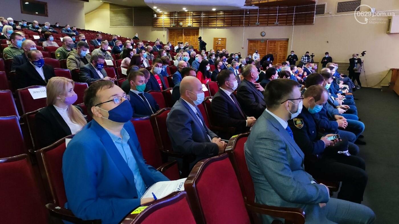 В Мариуполе стартовала первая сессия 8 созыва, - ФОТО, фото-12