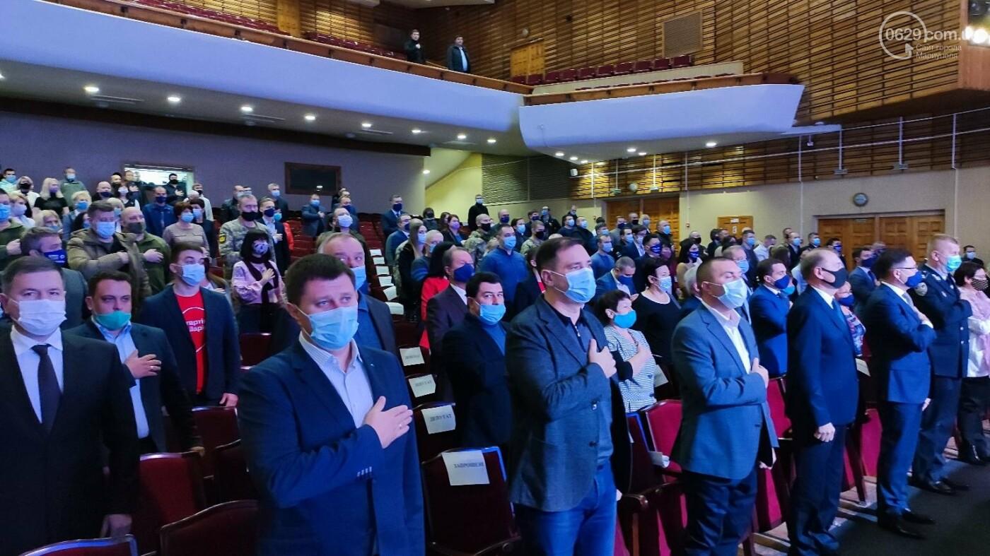 В Мариуполе стартовала первая сессия 8 созыва, - ФОТО, фото-13