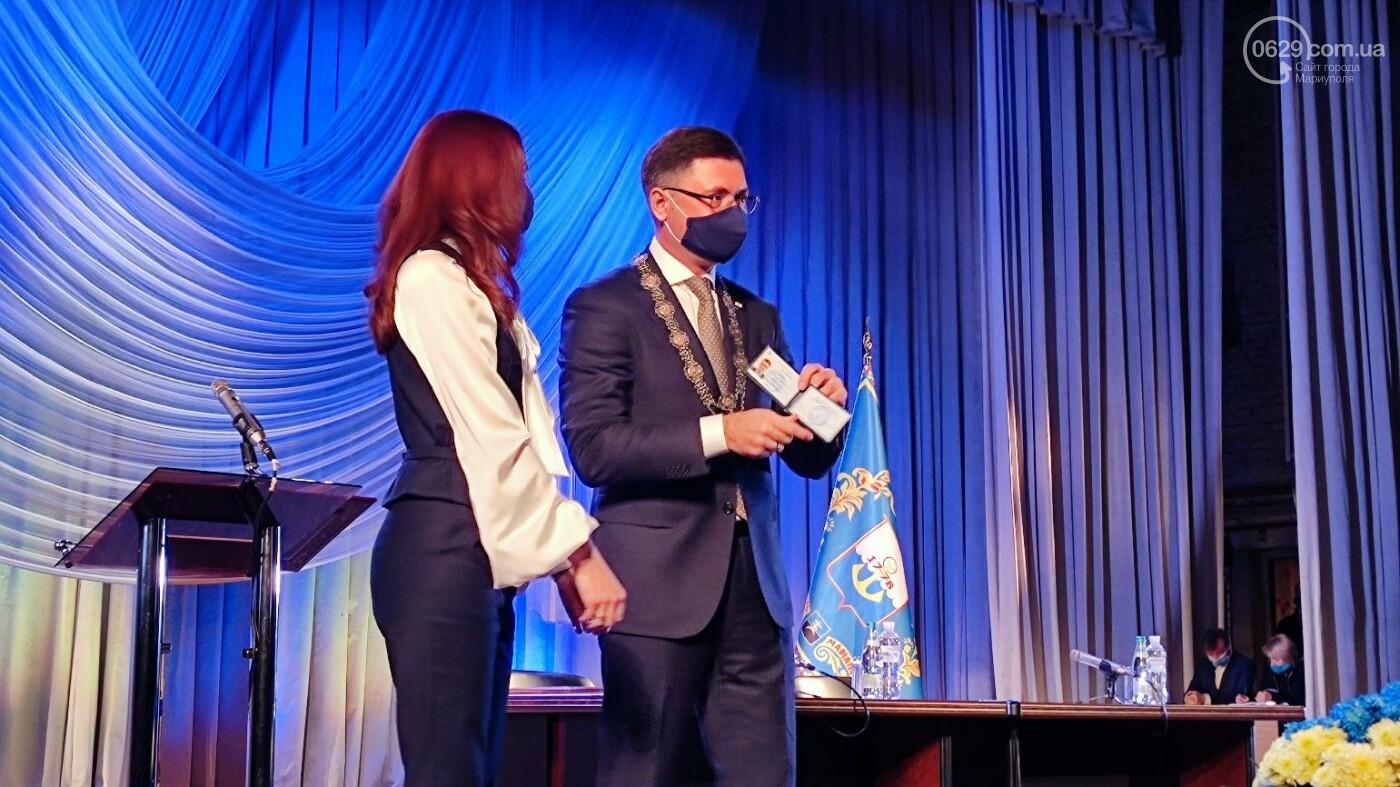 В Мариуполе стартовала первая сессия 8 созыва, - ФОТО, фото-3