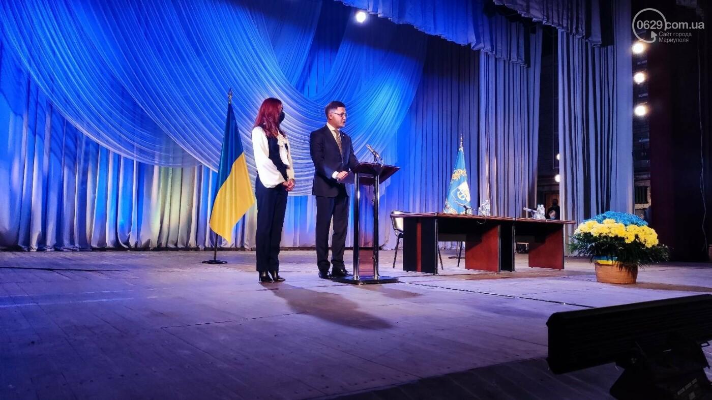 В Мариуполе стартовала первая сессия 8 созыва, - ФОТО, фото-2