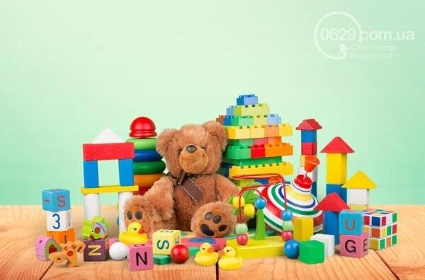 Детский магазин игрушек