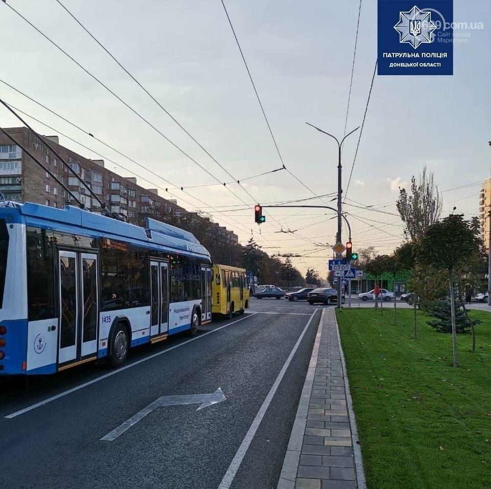 Новый светофор и секция! Как центр Мариуполя освободили от заторов,- ФОТО, фото-1