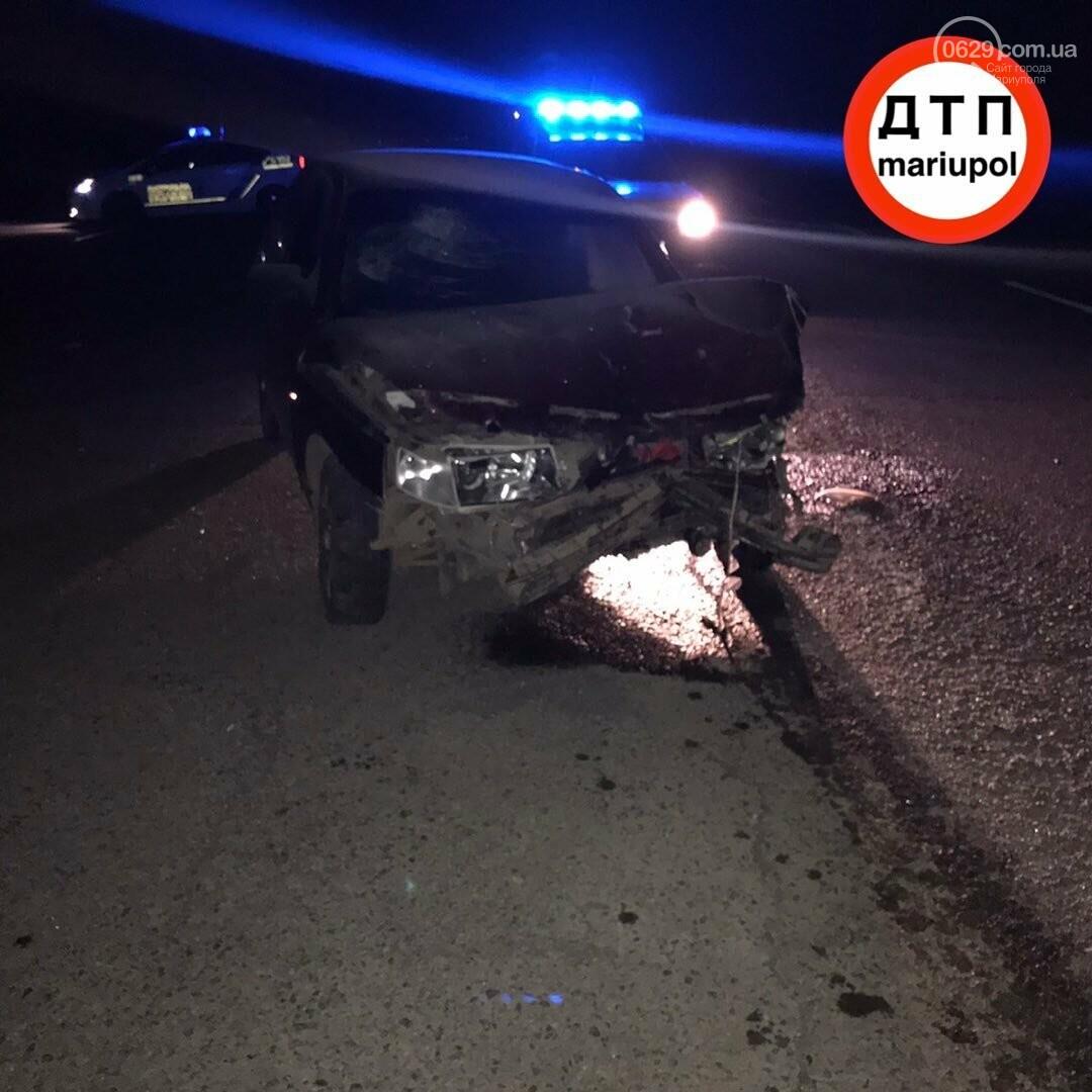 Опасное ДТП на трассе Мариуполь-Донецк: 2 человека в тяжелом состоянии, - ФОТО, фото-1