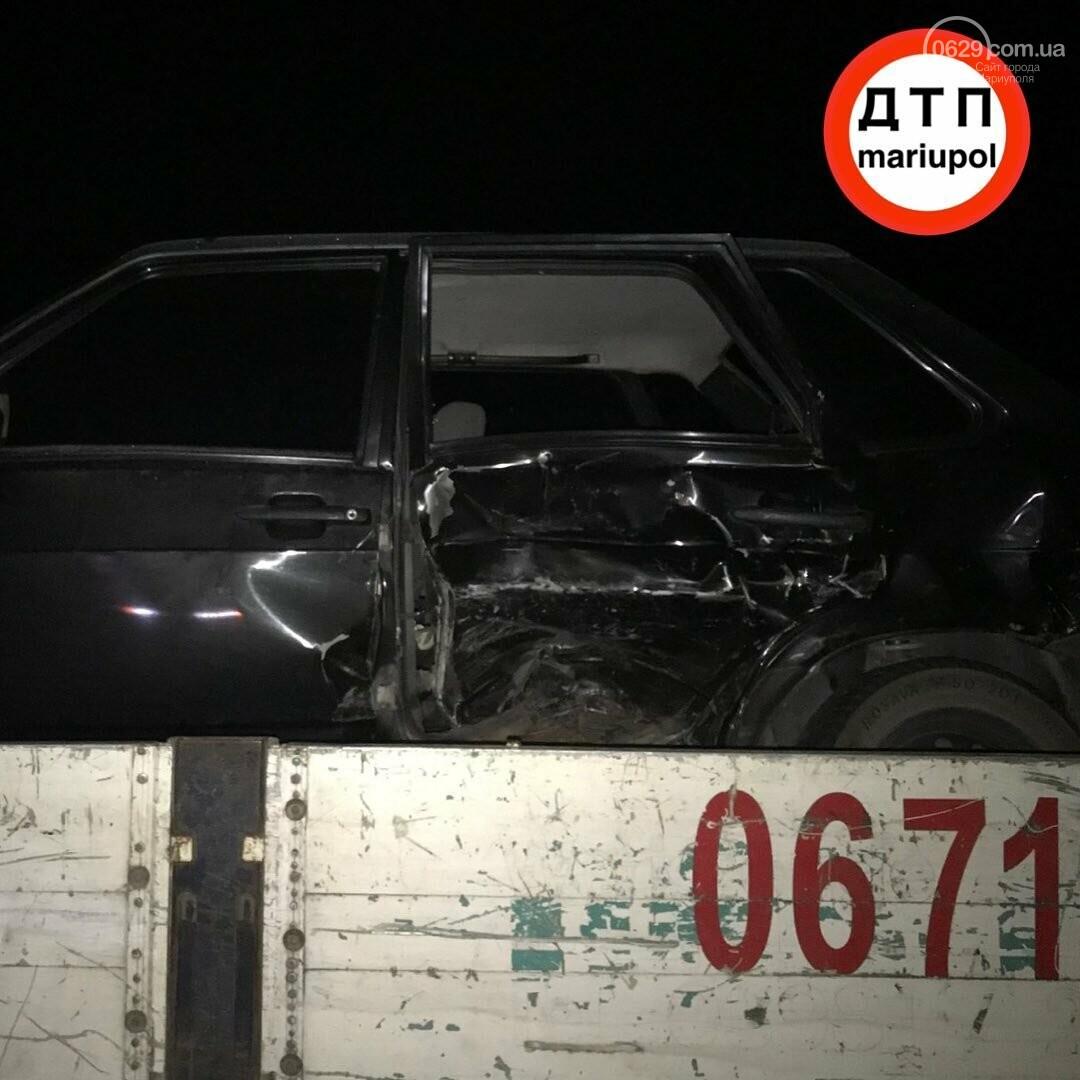 Опасное ДТП на трассе Мариуполь-Донецк: 2 человека в тяжелом состоянии, - ФОТО, фото-2