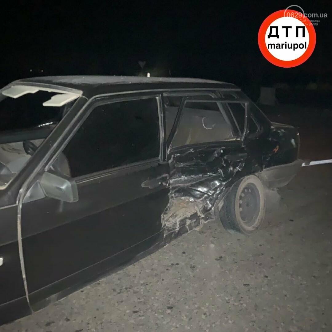 Опасное ДТП на трассе Мариуполь-Донецк: 2 человека в тяжелом состоянии, - ФОТО, фото-3