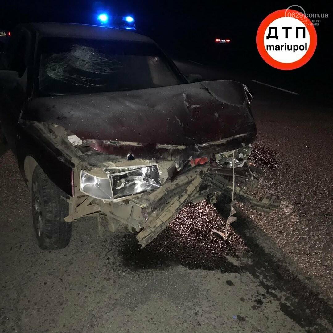 Опасное ДТП на трассе Мариуполь-Донецк: 2 человека в тяжелом состоянии, - ФОТО, фото-6