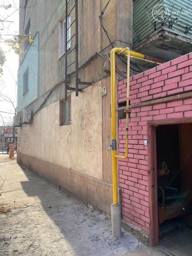 В Мариуполе жители дома по улице Блажевича из-за пропавших соседей  сидят без обеда,- ФОТО, фото-2