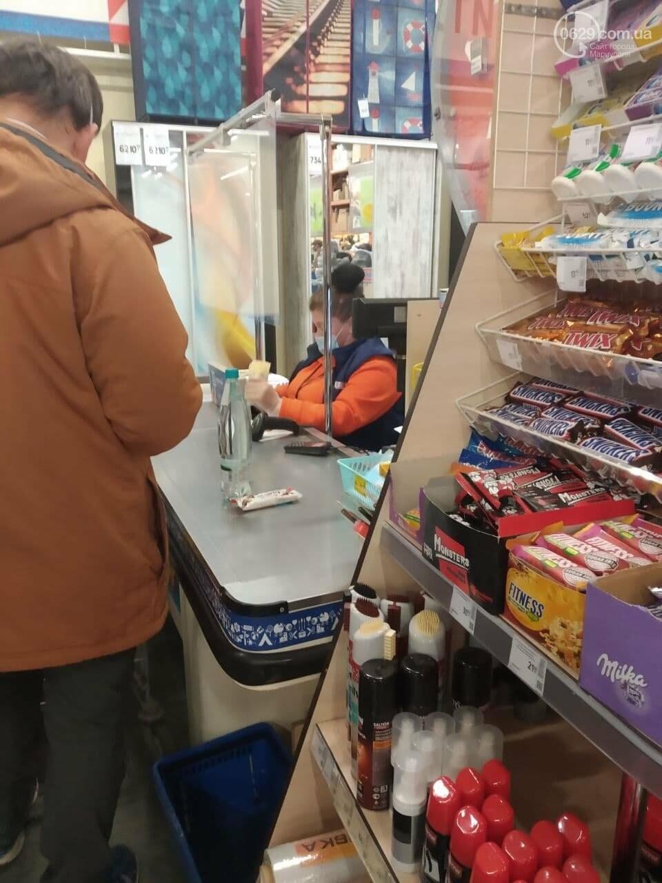 Скупиться и не заразиться. Рейтинг безопасности мариупольских супермаркетов, - ФОТО, фото-45