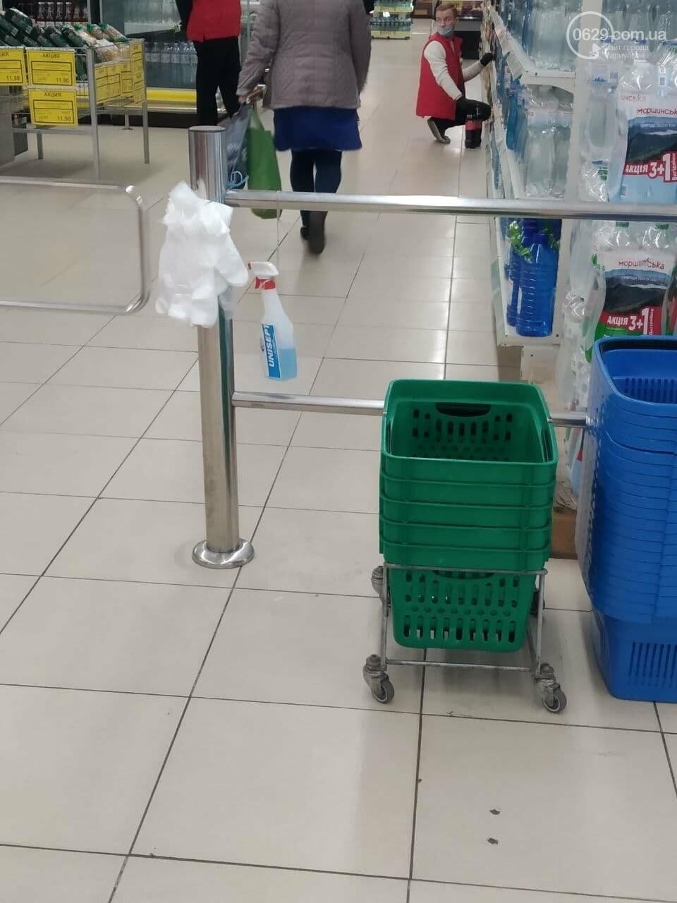 Скупиться и не заразиться. Рейтинг безопасности мариупольских супермаркетов, - ФОТО, фото-7
