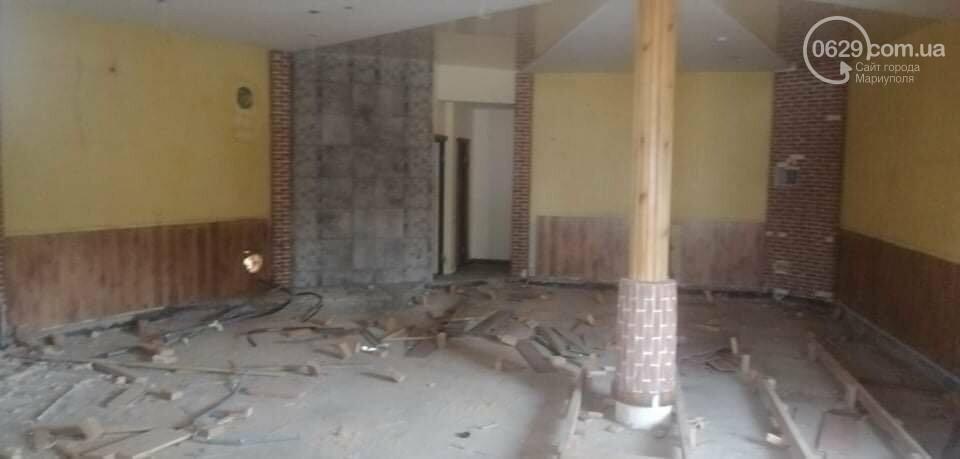 """4 миллиона откупных. Почему снесли """"Генацвале"""" в центре Мариуполя,- ФОТО, фото-1"""