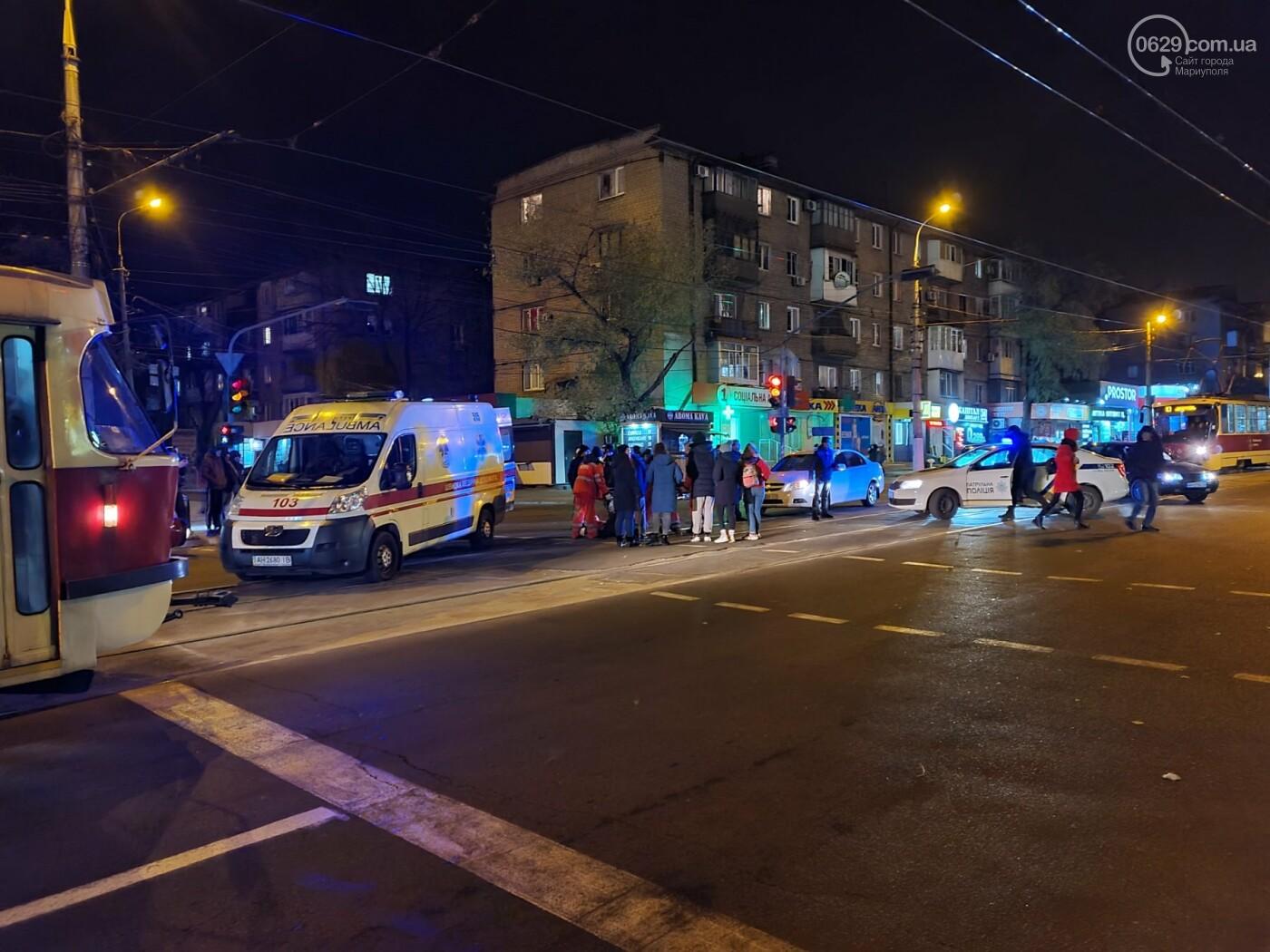 В Мариуполе автомобиль сбил пешехода, - ФОТО, фото-5