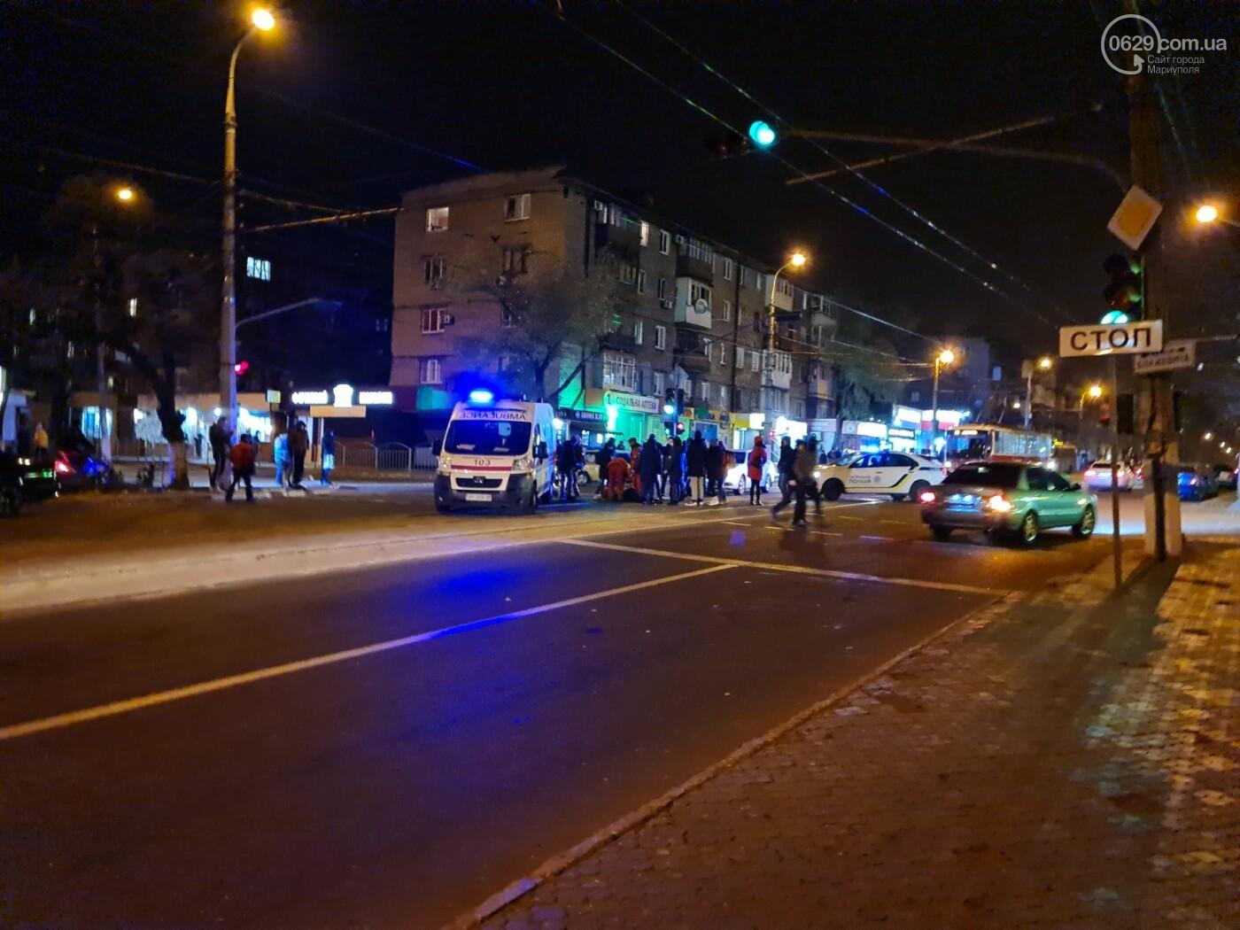 В Мариуполе автомобиль сбил пешехода, - ФОТО, фото-3