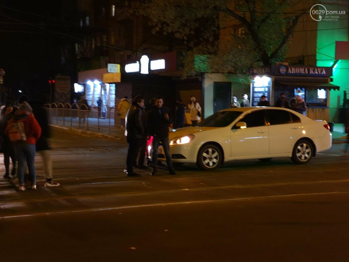 В Мариуполе автомобиль сбил пешехода, - ФОТО, фото-2
