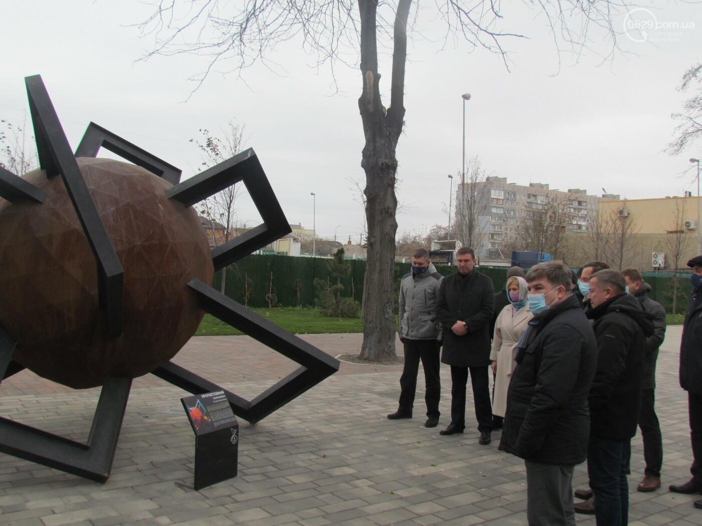 День Достоинства и Свободы. В Мариуполе почтили память погибших на Майдане, - ФОТОРЕПОРТАЖ, фото-2