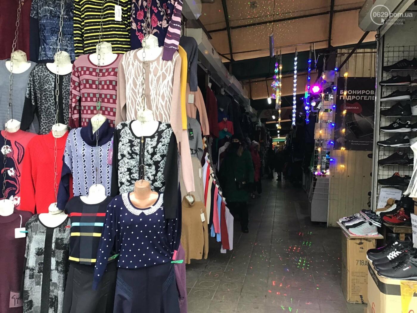 Скандал! В Мариуполе владельцы рынка вынуждают предпринимателей нарушать карантин выходного дня, - ВИДЕО, ДОПОЛНЕНО, фото-4