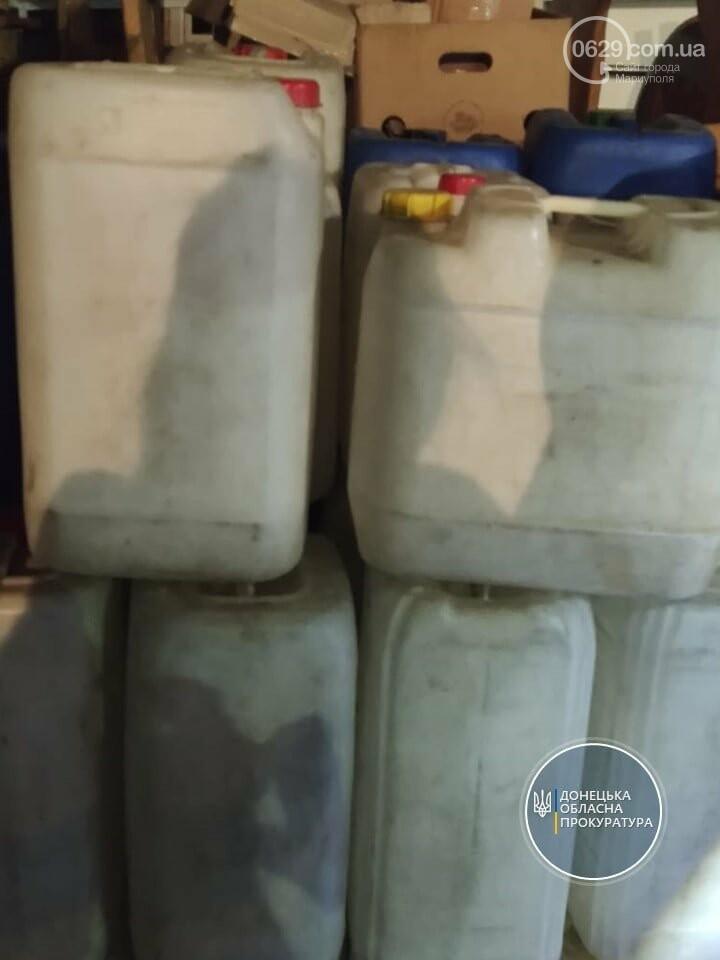 """В Мариуполе конфисковали  4 тысячи литров """"паленки"""", - ФОТО, фото-5"""