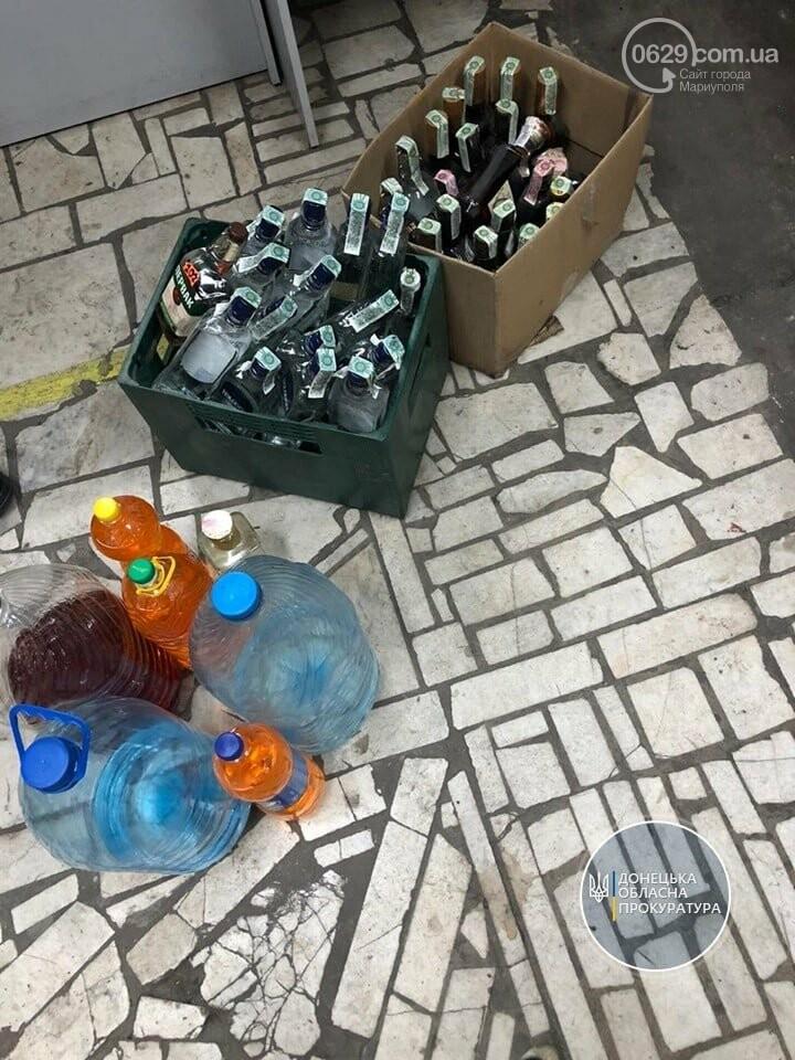 """В Мариуполе конфисковали  4 тысячи литров """"паленки"""", - ФОТО, фото-4"""