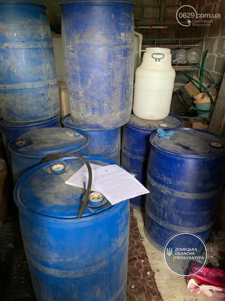 """В Мариуполе конфисковали  4 тысячи литров """"паленки"""", - ФОТО, фото-2"""
