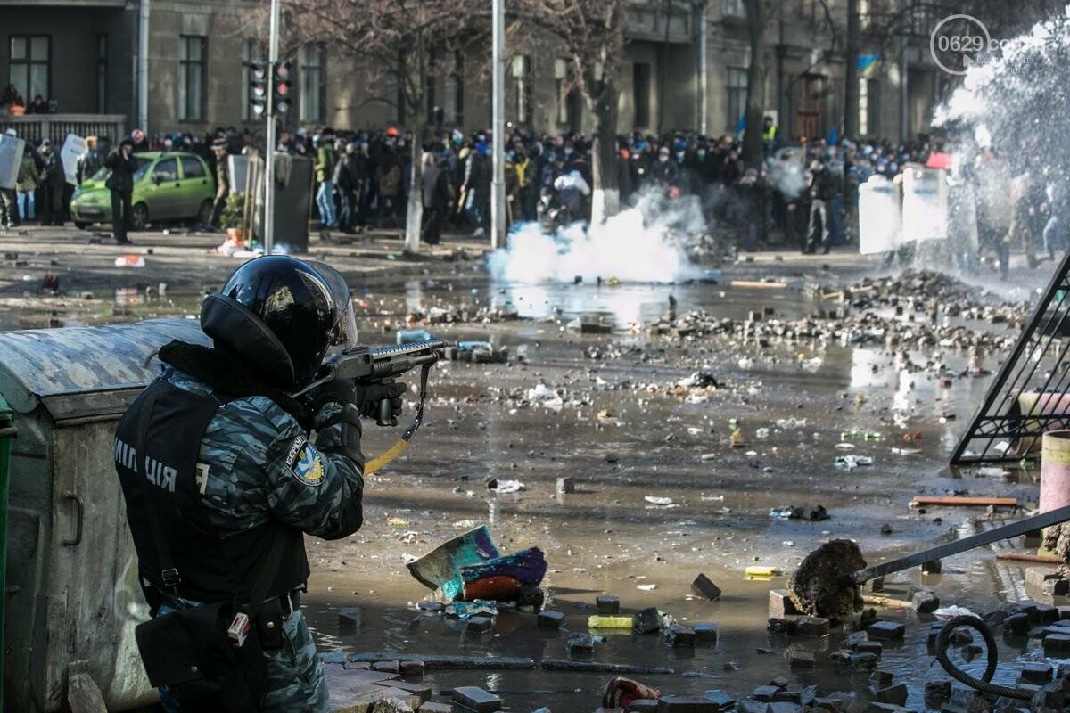 """Дядя Ваня"". Мариуполец рассказал как сражался на Майдане, - ФОТО, фото-3"