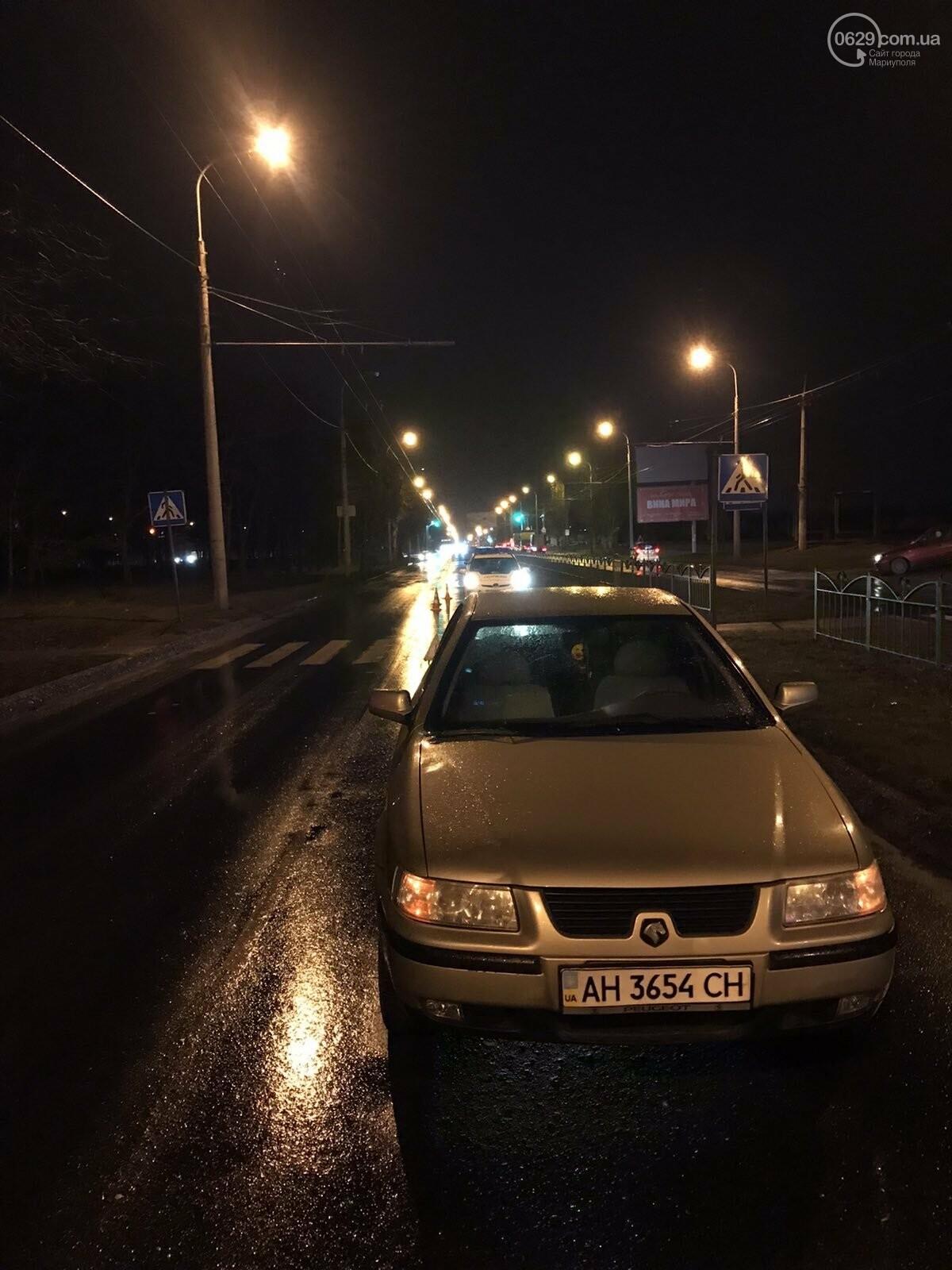 В Мариуполе Samand сбил женщину, - ФОТО, фото-2