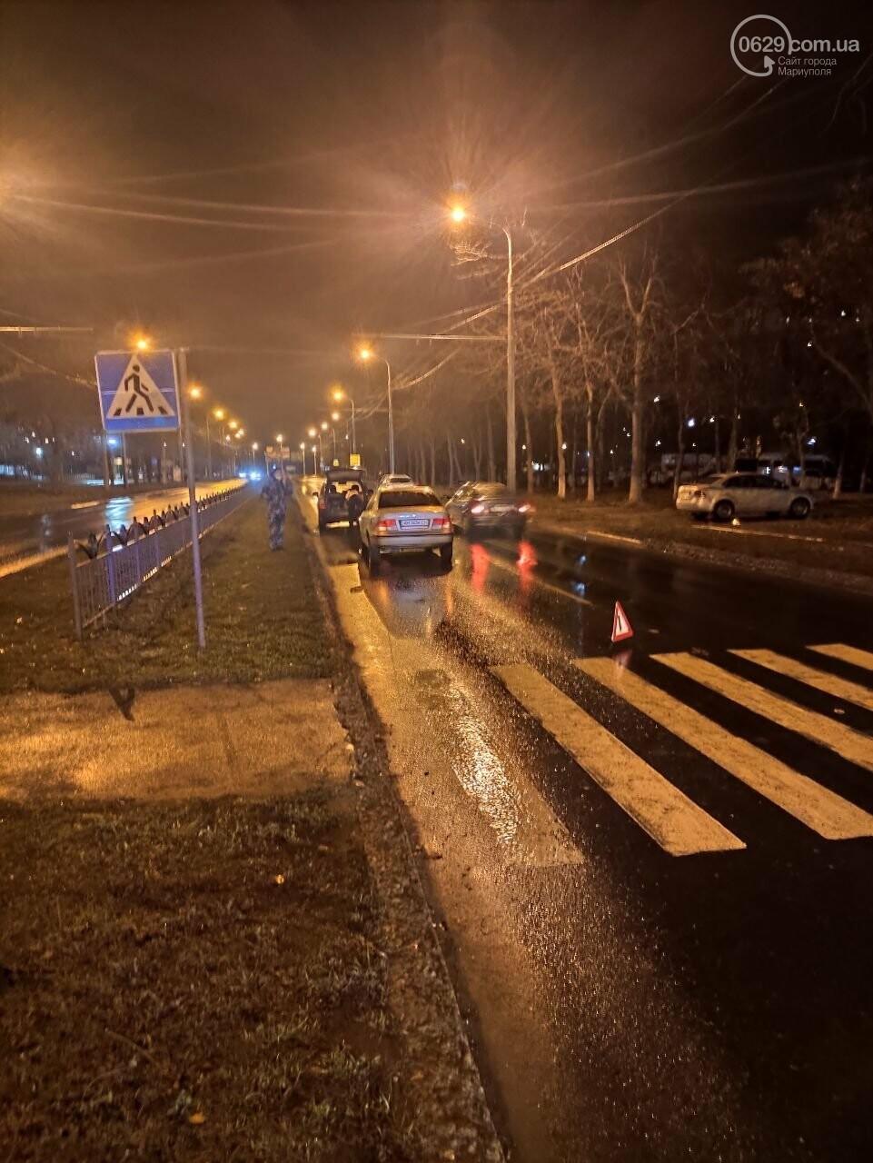 В Мариуполе Samand сбил женщину, - ФОТО, фото-1