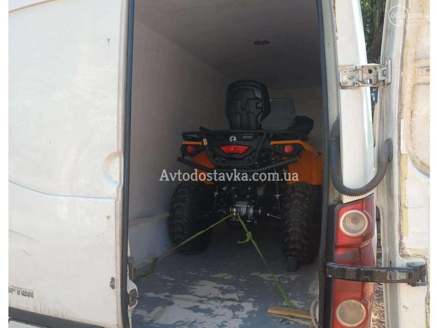 Перевозка мотоцикла по Украине - Автодоставка, фото-4