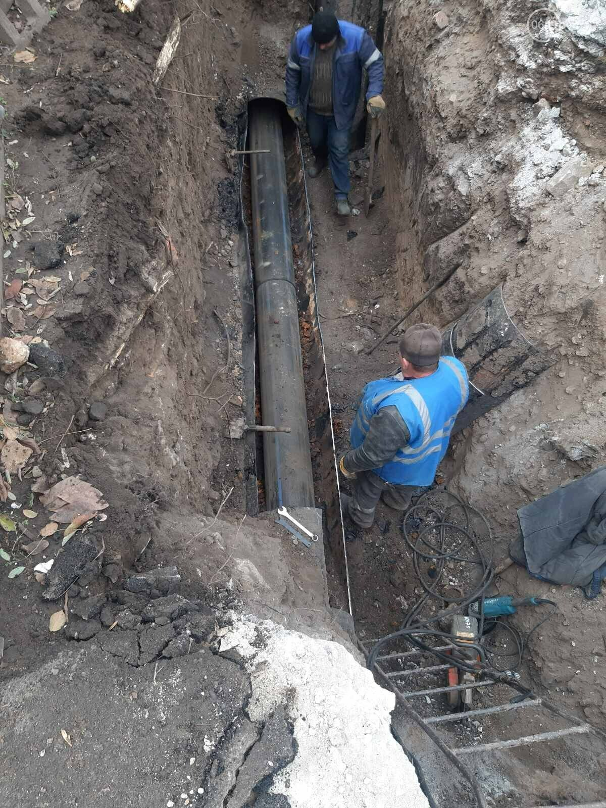 Тысячи жителей центра Мариуполя без воды. Горводоканал выдаёт ее из бочек, - ВИДЕО, фото-1