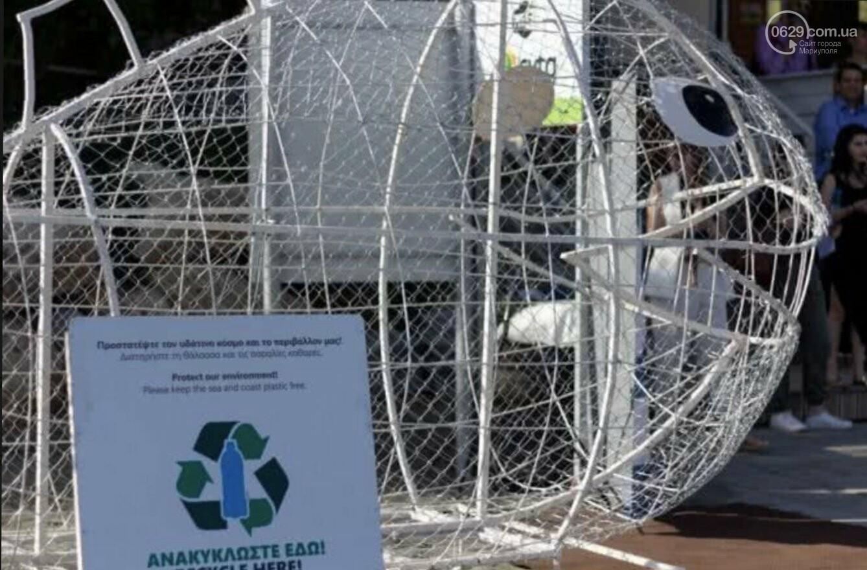 """В Мариуполе потратят полмиллиона на животных, """"поедающих"""" пластик, - ФОТО, фото-2"""