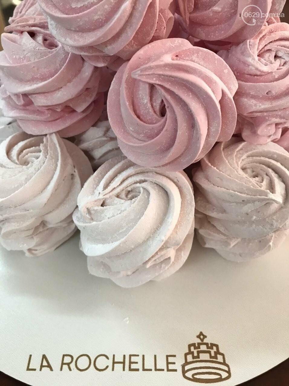 Вкуснейшие торты с доставкой по Мариуполю в течение 60 минут! LA ROCHELLE запускает интернет-магазин!, фото-7