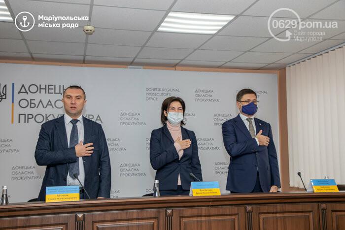 """""""Особенные люди"""". Сотрудники прокуратуры получили квартиры в Мариуполе, - ФОТО, фото-2"""