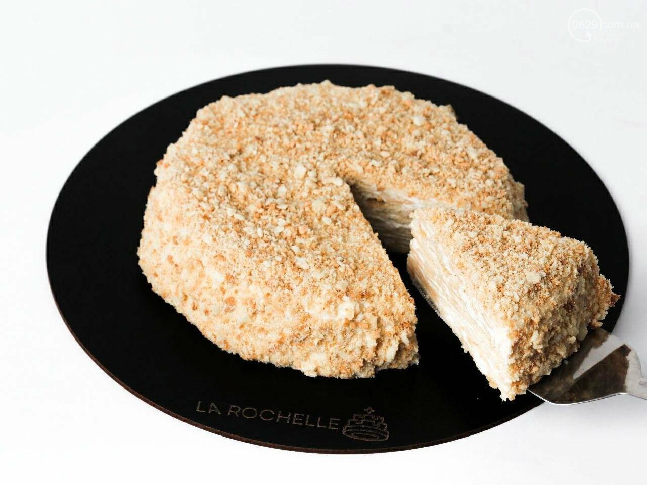 Вкуснейшие торты с доставкой по Мариуполю в течение 60 минут! LA ROCHELLE запускает интернет-магазин!, фото-12